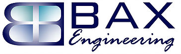 BAX engineering Sticky Logo